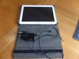 Samsung Galaxy 10 tablet - Not working - spares or repair