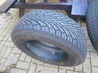 Tyre, Wrangler Tyre 235/65 x R17