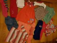 12-18m baby clothes bundle