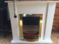 Electric Freestanding Fireplace