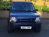 LAND ROVER DISCOVERY 3 FOR QUICK SALE ( OWNER GOING ABROAD)07508669628