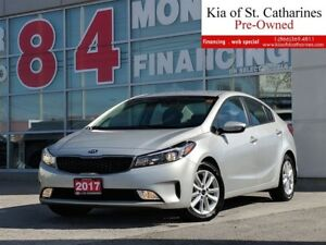 2017 Kia Forte EX | Android Auto|Apple CarPlay | Climate Control