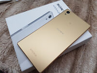 Sony Xperia Z5 E6653 32GB 4G/LTE/Gold Swap Another Smart Phone
