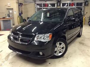 2016 Dodge Grand Caravan CREW.CAMERA.SIÈGES+VOLANT CHAUFFANTS.ST