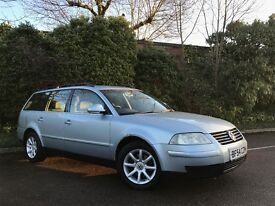 04 VW PASSAT PD TDI ESTATE HIGHLINE FULL SERVICE 1 owner