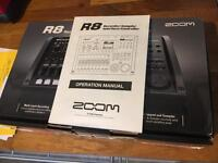 Multi Track Zoom R8