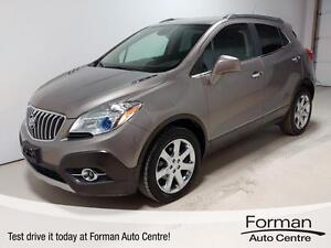 2013 Buick Encore Leather - Remote Start | Heated Seats/Wheel