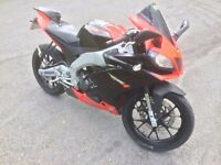 ** 2014 APRILIA RS4 125 RS125 *1 OWNER FROM NEW* SERVICE HISTORY* EXTREMELY CLEAN*LIKE YZF R125 **