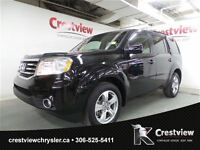 2013 Honda Pilot EX-L 4x4 8-Passenger w/ Leather, Sunroof
