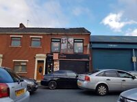 Retail or office space to let in Whalley range area close to town centre
