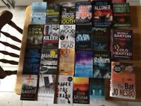 23 different thrillers