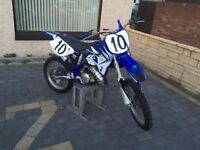 YAMAHA YZ 125 2001 OFF ROAD MX MOTOCROSS FAST