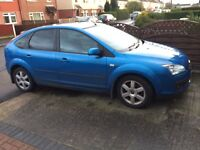 Ford Focus 1.8 cdi sport
