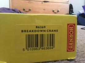 Hornby R6369 breakdown crane
