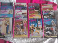 Large collection of Barbie books -20 new !!!