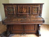 Antique Piano - D Harper & Co - Rheingeld