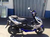 Yamaha aerox 65plate 50cc cat c