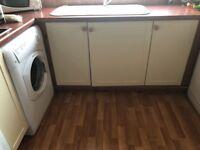 Kitchen cupboard free