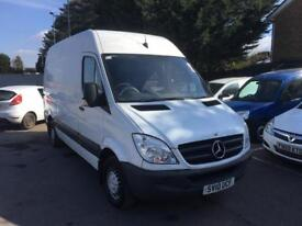 2010. 10 Mercedes 313 cdi Mwb one owner 124 k warranted miles cruise control 129 bhp