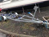 New Marlin 750kg Unbraked Boat Trailer