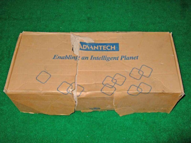Advantech Pca-6010 Rev.a1 Sbc Industrial Main Board