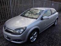 VAUXHALL ASTRA 1.8 SRI 2006 3 DR HATCHBACK SILVER 68,000 MILES FULL SERVICE HISTORY M.O.T 12 months