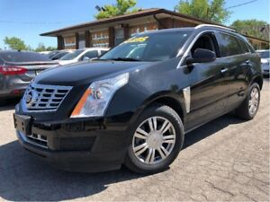 2014 Cadillac SRX Luxury LEATHER NAVIGATION SUNROOF BACKUP CAMER