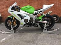Kawasaki 636h1h track bike 8000miles