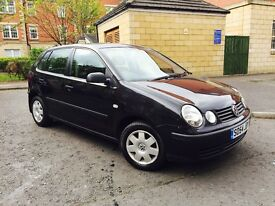VOLKSWAGEN POLO 1.2 TWIST 2005 REGISTERED ONLY 39000 MILES FULL SERVICE HISTORY AND 1 YEARS MOT