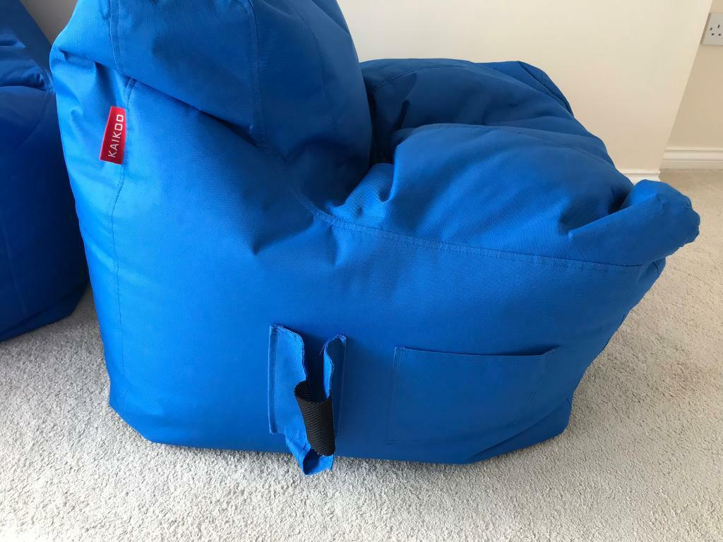 Astonishing Large Teenager Bean Bag Chair In Paisley Renfrewshire Gumtree Squirreltailoven Fun Painted Chair Ideas Images Squirreltailovenorg