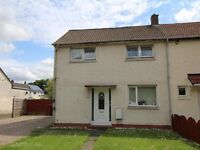 Three bedroom end terrace villa in East Kilbride