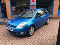 Ford Fiesta 1.4 Zetec 3dr - Good Condition For Age and Mileage
