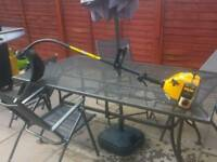 Mcculloch petrol strimmer fully working