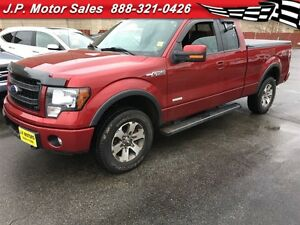 2013 Ford F-150 FX4, Crew Cab, Automatic, Tow Package, Back Up C