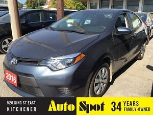 2016 Toyota Corolla LE/MAJOR CLEAROUT EVENT/PRICED FOR A QUICK S