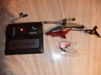 Silverlit RC Infrared Air Striker Helicopter(COLLECTION ONLY)£10