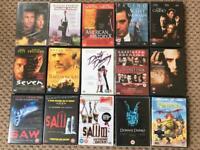 15 DVD Movies - Bundle £10