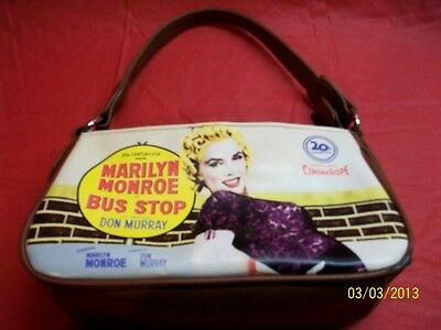 VINTAGE PURSE MARILYN MONROE PURSES BUS STOP DON MURRY