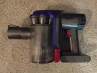 Dyson DC35 Handheld Vacuum with lots of accessories for SPARES / Parts