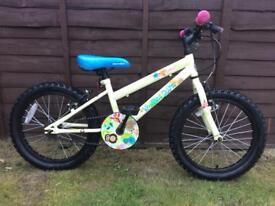 Girls woodland charm bike