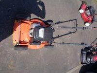 Husqvana M535 pro GCV Honda Engine 87dB Mulching Lawnmower