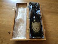 DOM PERIGNON CHAMPAGNE - Vintage 2004 - With case £60 ONO RRP £145!