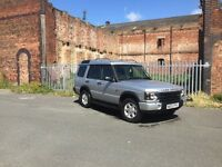 Landrover discovery td5 clean strong truck leather tints and remapped £3600 ono
