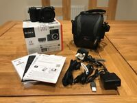*Sony A5000 ILCE-5000L with 16-50mm F3.5-5.6 Lens Plus Carry Case - Immaculate*