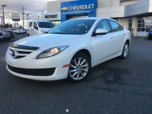 2013 Mazda Mazda6 GS-14 + EXCELLENTE CONDITION + CERTIFIE