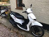 Peugeot Tweet RS ( Great Scooter)