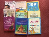 A selection of nice books