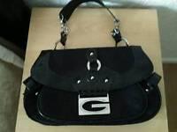 Ladies black bag