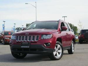 2015 Jeep Compass North! Auto! Cd Player!