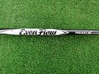 Project X Evenflow Black Driver Stiff Shaft 75g 6.0 for Ping G410